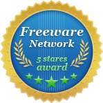 5 star award at fwnetwork.com