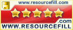 Rated 5 stars on ResourceFill.com