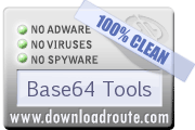 Base64 Tools : Clean software at DownloadRoute.com