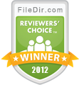 Reviewer's Choice at FileDir.com